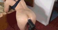 Anal fuck machine - porn GIFs