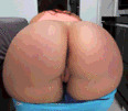 Big bum - porn GIFs