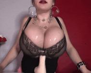 Big titjob - porn GIFs