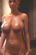 Bouncy tits - porn GIFs