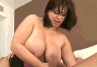 Chunky MILF - porn GIFs