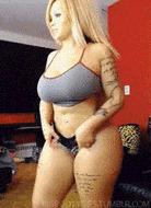Curvy babes - porn GIFs