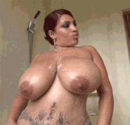 Dominican tits - porn GIFs