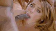 Gangbang BBC - porn GIFs