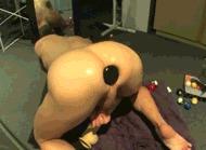 Passive slut  - porn GIFs