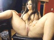 PAWG latina - porn GIFs