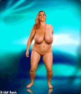Plump woman - porn GIFs