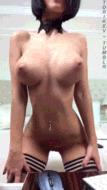 Romanian slut - porn GIFs