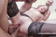 Russian anal slut - porn GIFs