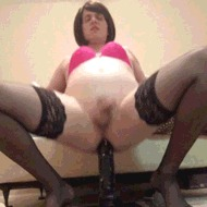 Sissy girl - porn GIFs
