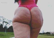 Wide thighs - porn GIFs